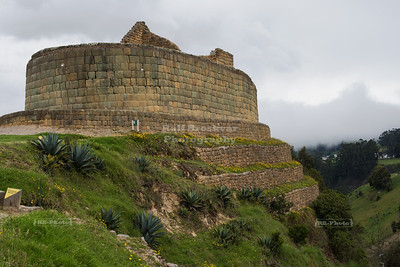 Ecuador - Ingapirca Inca Ruins