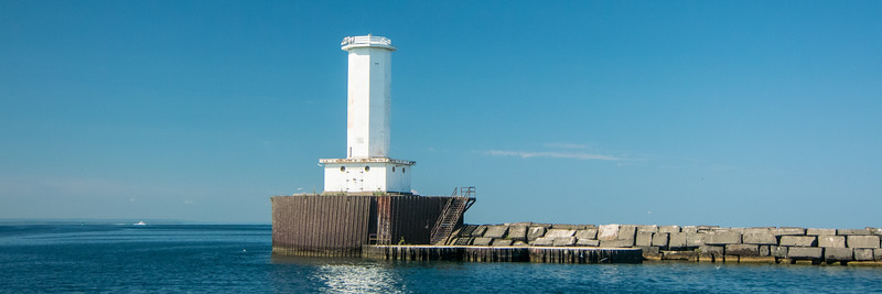 Buffalo Outer Breakwall Light