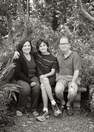 Harding Family