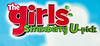 The Girls Strawberry U-pick Logo