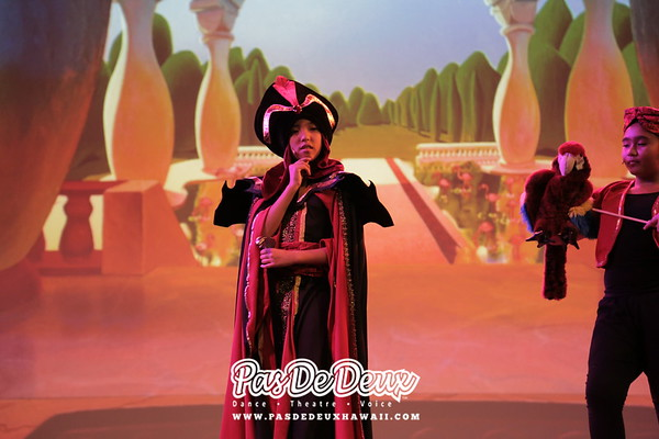 8.  Jafar and Iago