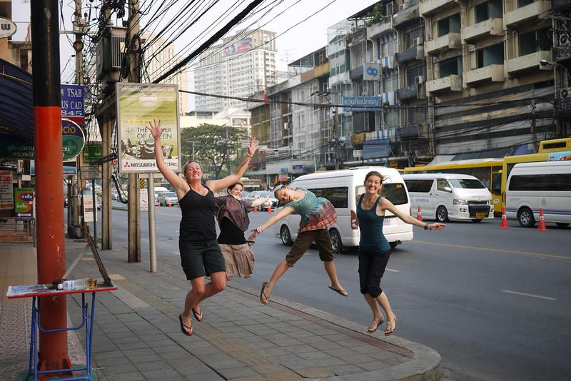 Monique, Jodi, Nene and I In THe Streets Of Bangkok.JPG