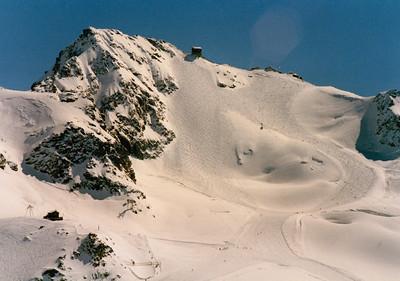 Verbier Ski Trip 1986