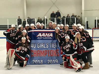 March 16 2019 NJT 14U Atlantic District Champions 2019