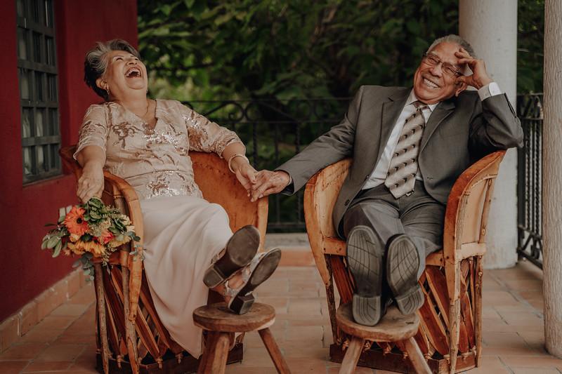 Candelario & Laura | 50 años