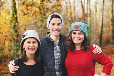 Miller Family November 2018
