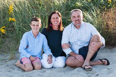The Barnes Family 2021