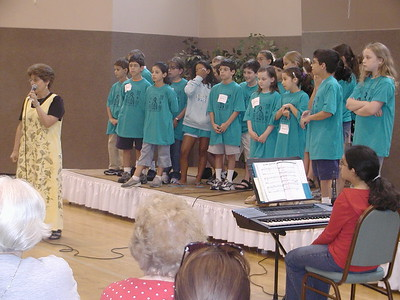 Church School VCS - August 4, 2004
