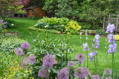 Maggie Sale's Garden, Guelph