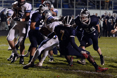 KHS vs. West Geauga (10/19/2012)