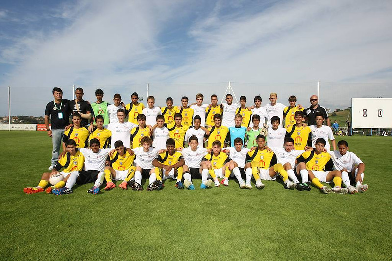 Spain 2012 - Day 8 - Game 3 vs Brazil (0-0)