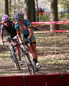 2007 Gibbs Lake Cyclocross - Cat 1/2/3 Men, 30+