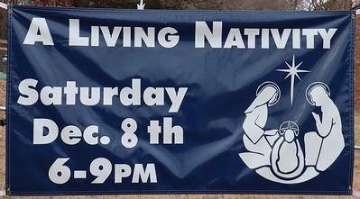 CVLC Living Nativity, Dec 8, 2018