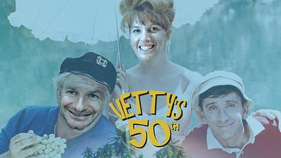 15.05 Vetty's 50th