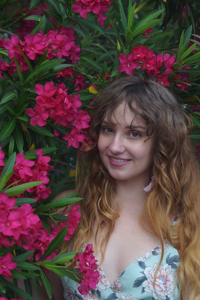 Fran's Graduation Photos