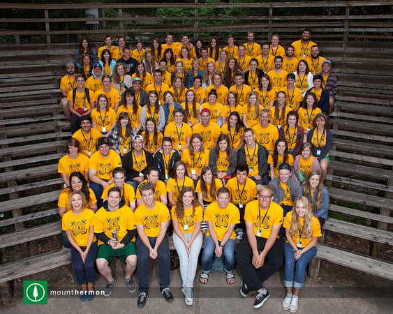 2013 Conference Center Summer Staff