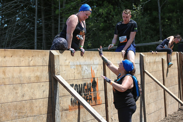 2015 Tough Mudder Toronto/Coldwater
