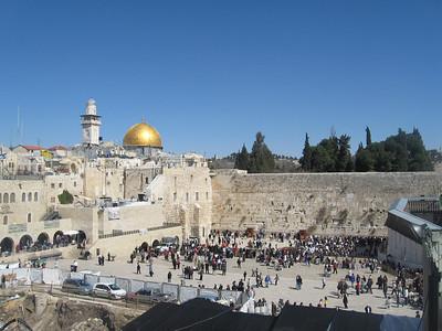 Toby's BHDS Israel Trip