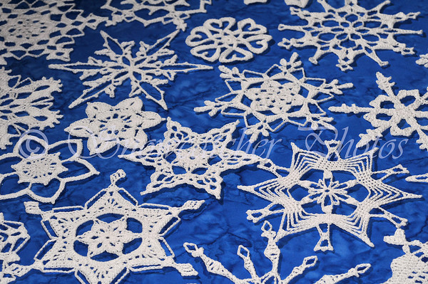 20 new and perfect snowflakes