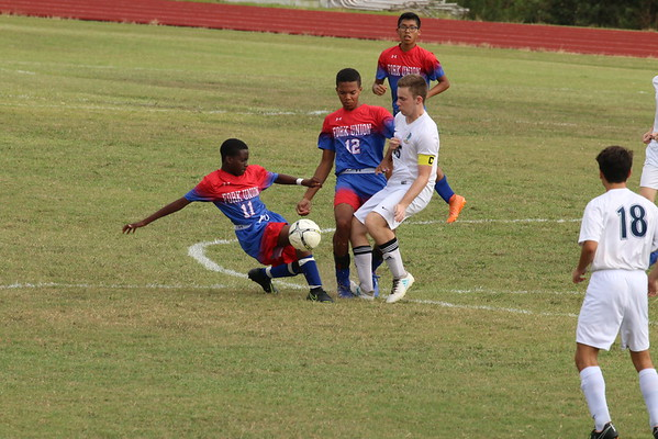 Prep Soccer vs. Steward School - Aug 27