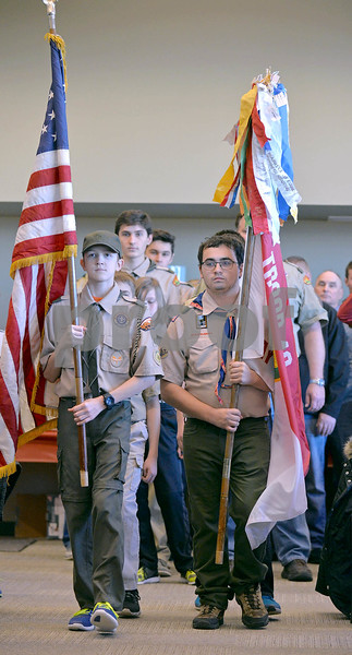 Lemont Troop 49 Eagle Court of Honor