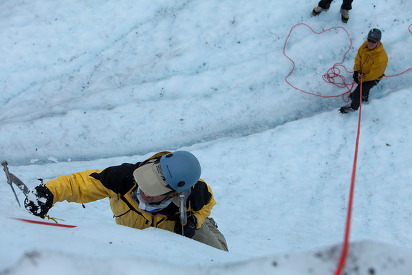 Yuri Ice Climb