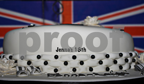 Jenna's 18th Birthday party