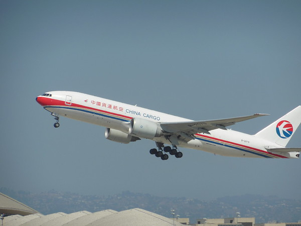 China Cargo Airlines (CK)
