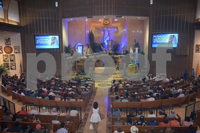 2017-04-16 Easter Sunday Mass with Fr. Lehnert