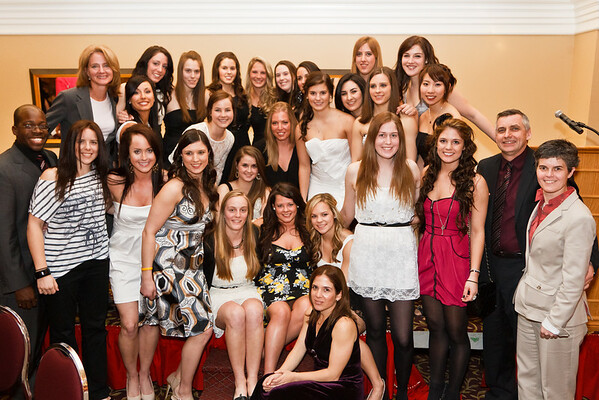 2011 Carleton Ravens Athletic Banquet