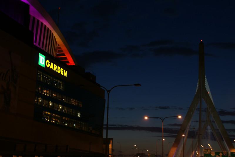 Bridge Garden: The Boston Garde and the Zakim Bridge