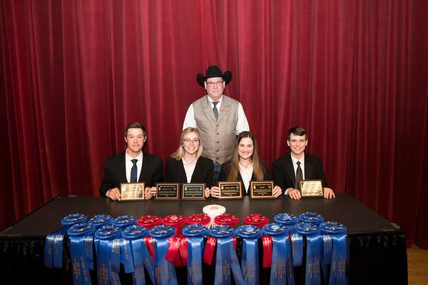 Dairy Judging Contest