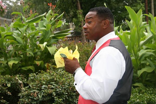 Smalls Wedding 8-7-2010