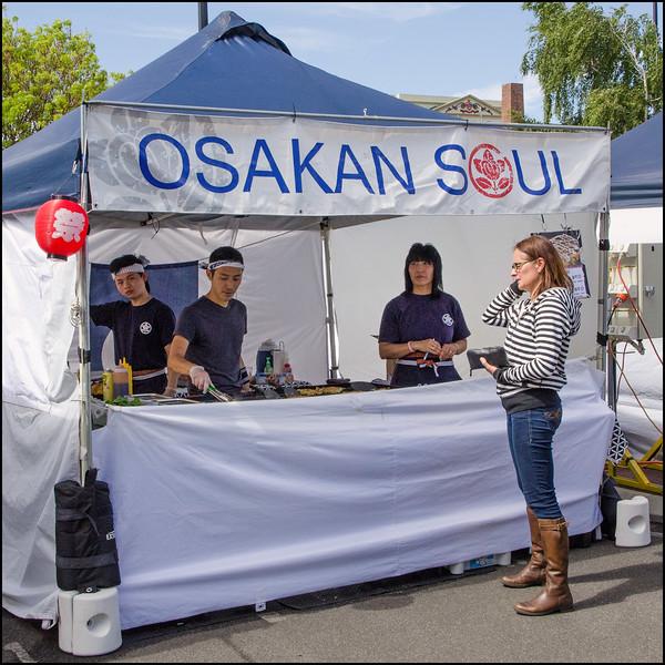 Osakan Soul @ Launceston Harvest Market
