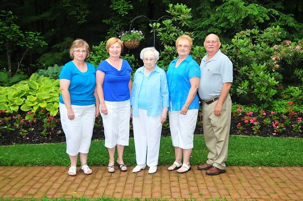Sylvia Argo Family
