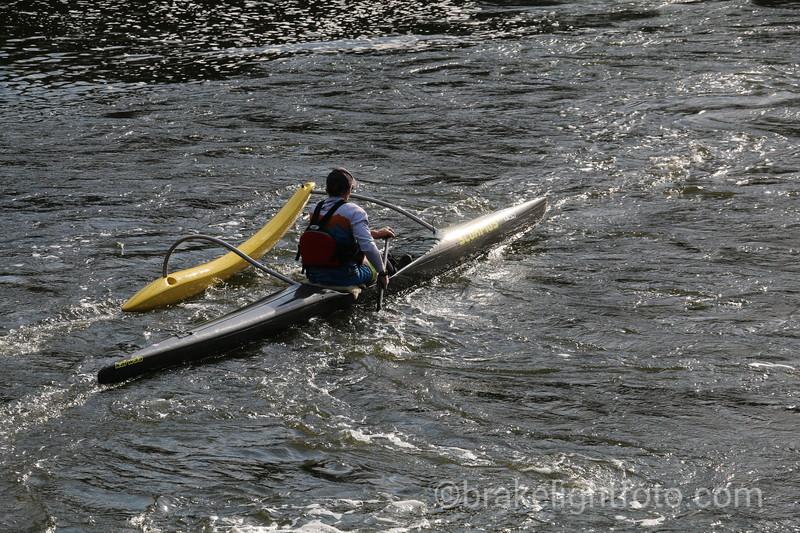 C1 Canoeist