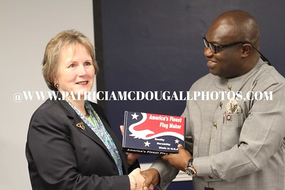 2015 - Dr. Okezie Ikpeazu - Governor of Abia State VISIT TO ANNAPOLIS