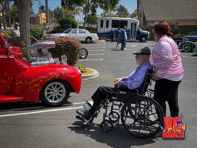 5th Annual Aegis Assisted Living Car Show 9-3-21