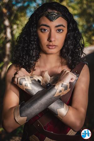 @eileenxdiana Wonder Woman Photoshoot Central Park October 2020