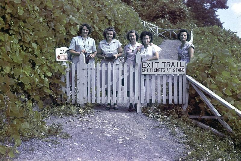 1948 Cudjo's Cave
