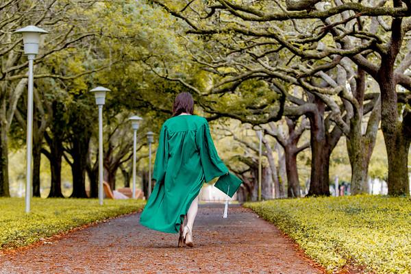 Caitlyn Keenan Graduation Photos