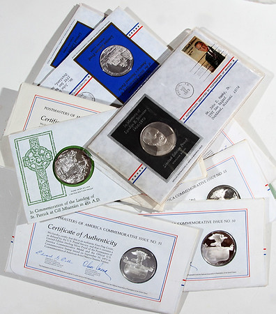 July 2019 coin auction