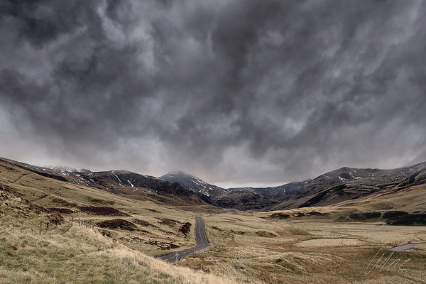 Storm Over Cairngorms