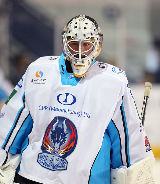 Blaze v Hull Stingrays - 28/08/2011