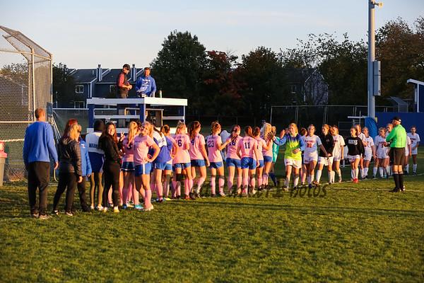 2019-10-15 WHS Girls Soccer vs Keene