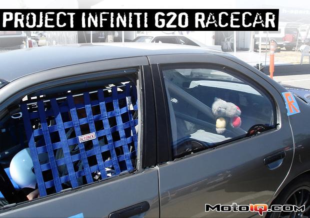 Infiniti G20 racecar race car