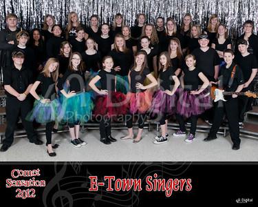 Earlham E-Town Singers
