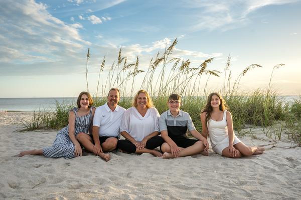 Paul Federico Family Beach