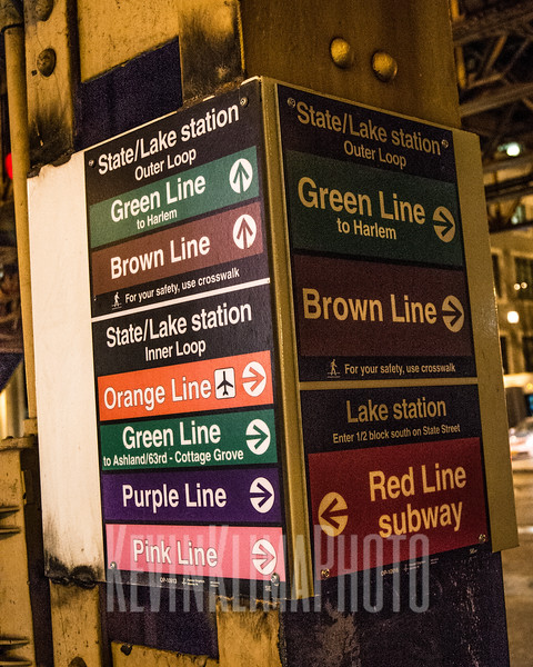 State/Lake Station - The Loop