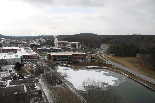 ORNL -- view from above